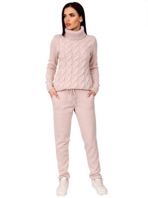 Костюм: свитер и брюки - Palvira - 4908265