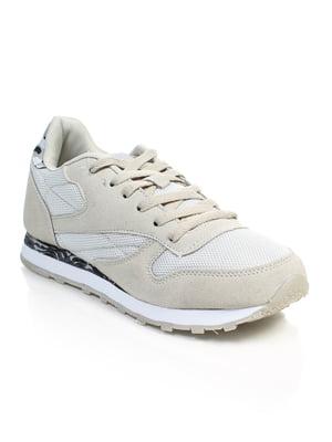 Кросівки сірі | 4907529