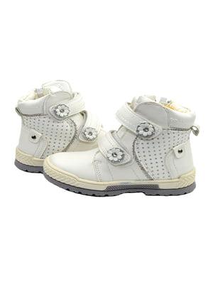 Ботинки белые | 3998241