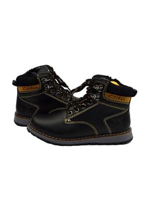 Ботинки черные | 3998247
