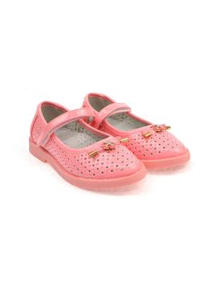 Туфли розовые   4908356