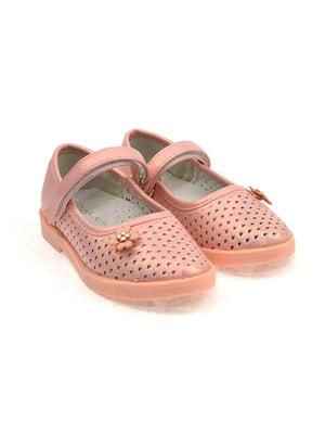 Туфли розовые   4908360