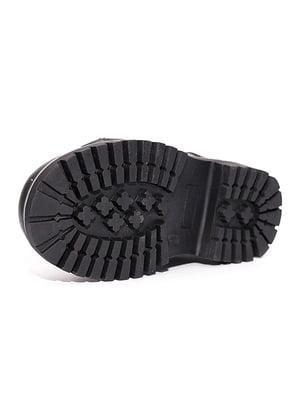 Ботинки черные   4908404