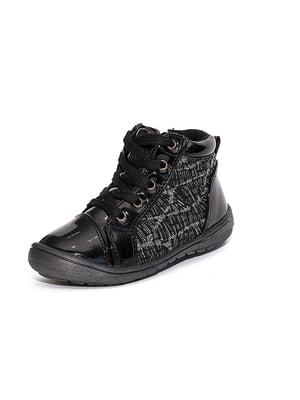 Ботинки черные | 4908410