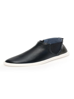 Ботинки синие | 4908423