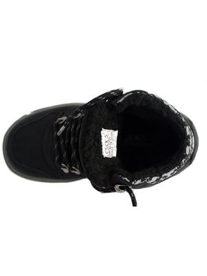 Ботинки черные   4908484
