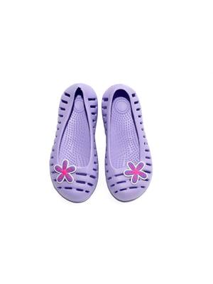 Сабо фиолетовые   4908789
