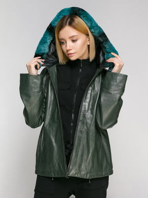 Куртка зеленая | 4906710