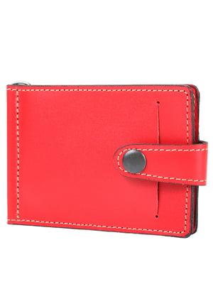 Затискач для купюр червоний | 4909299