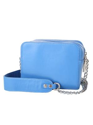 Клатч яскраво-синій | 4909318