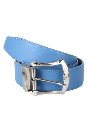 Ремінь блакитний | 4909322