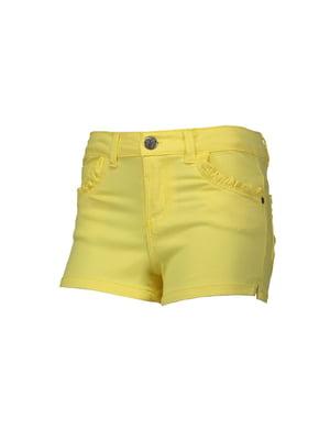 Шорти жовті | 4890040