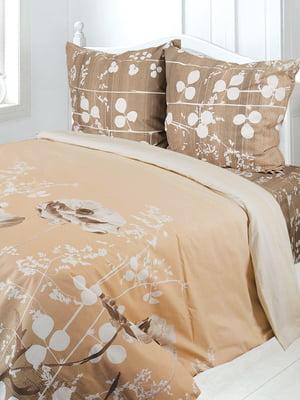 Комплект постільної білизни двоспальний (євро) | 4909451