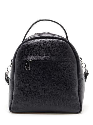 Сумка-рюкзак черная | 4910513