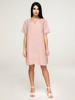 Платье розовое | 4911430