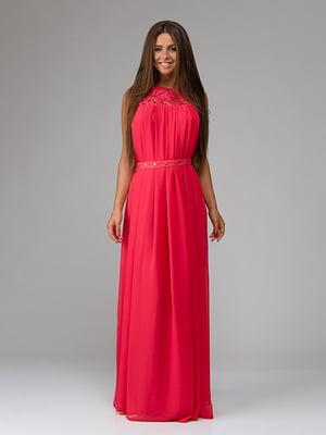 Платье коралловое   4910711