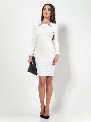 Платье белое | 4910777