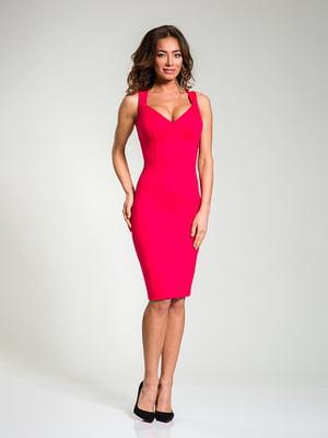 Платье красное | 4910816