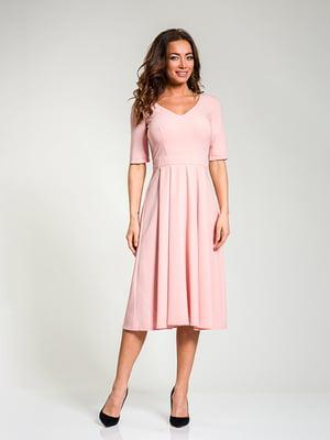 Платье розовое   4910846