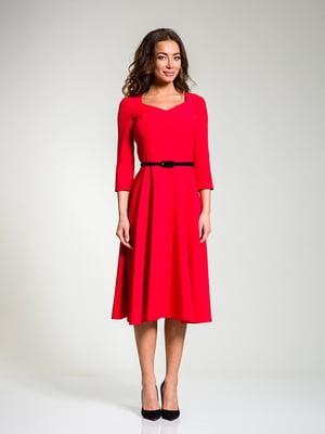 Платье красное   4910848