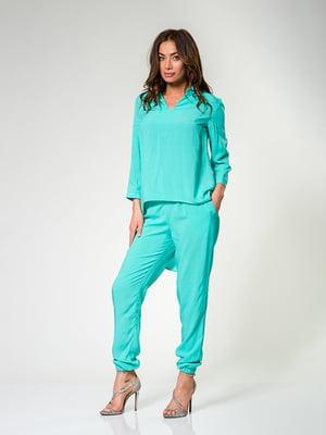 Костюм: блуза и брюки   4910854