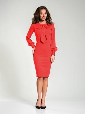 Платье красное | 4910857