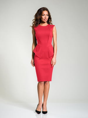 Платье красное   4910872