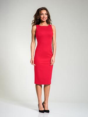 Платье красное   4910893