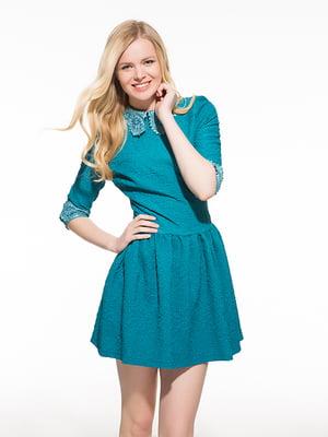 Сукня зелена | 4911015