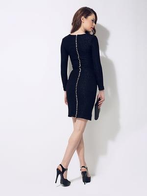 Платье черное | 4911024
