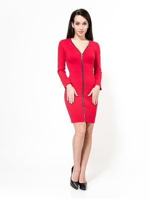 Платье красное   4911185