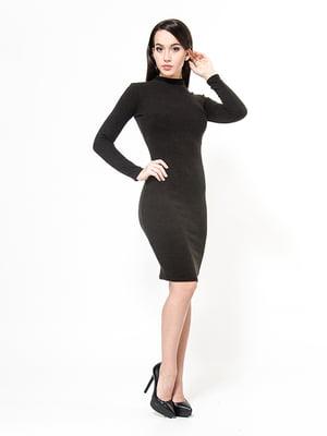 Платье черное | 4911198