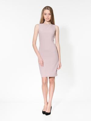 Сукня кольору пудри | 4911269