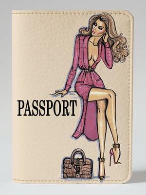 Обложка для паспорта   4881586