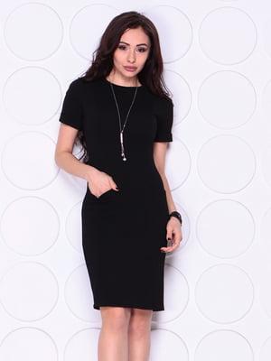 Платье черное | 4911500