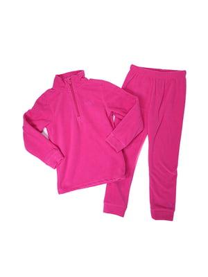 Термокостюм флисовый: джемпер и брюки | 2706844