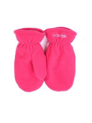 Рукавиці рожеві | 2731162