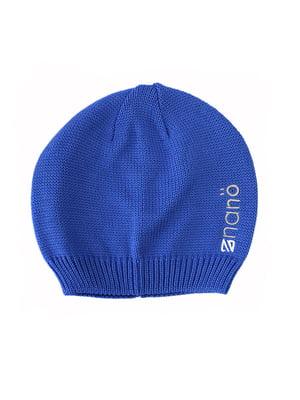Шапка синя | 3024012