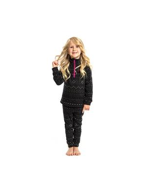 Термокостюм флісовий: джемпер і штани | 3670907