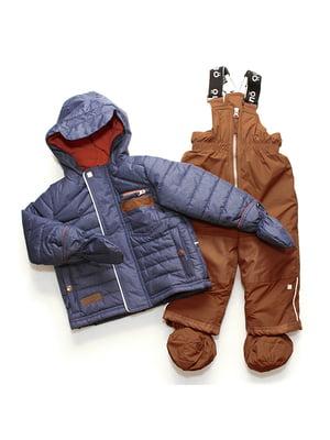 Комплект: куртка и полукомбинезон | 3769885