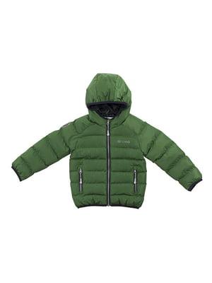 Куртка зелена | 4781994