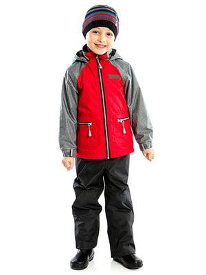 Комплект: куртка на флисе и брюки | 4903998