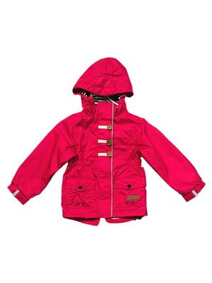 Куртка малинового цвета | 4903999