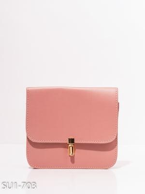 Сумка розовая | 4911705