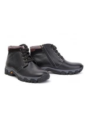 Ботинки черные | 4911561