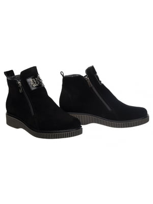 Ботинки черные | 4911562