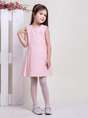 Сукня кольору пудри   4866629