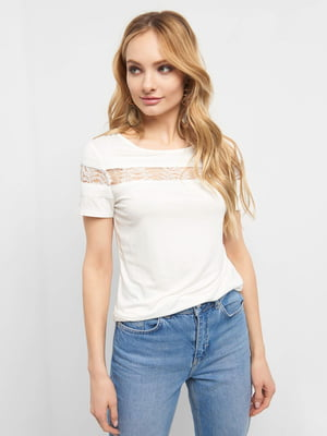 Блуза белая | 4904172