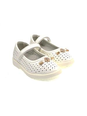 Туфли белые | 4908357