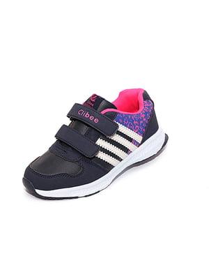 Кроссовки фиолетовые | 4908884